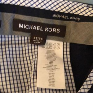 Michael Kors Pants - MICHAEL KORS Men's Slim Fit Linen Trousers NWT!